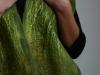 detail seaweed scarf
