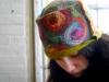 swirls hat