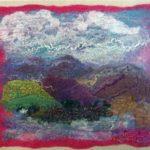 Pink Llandscape