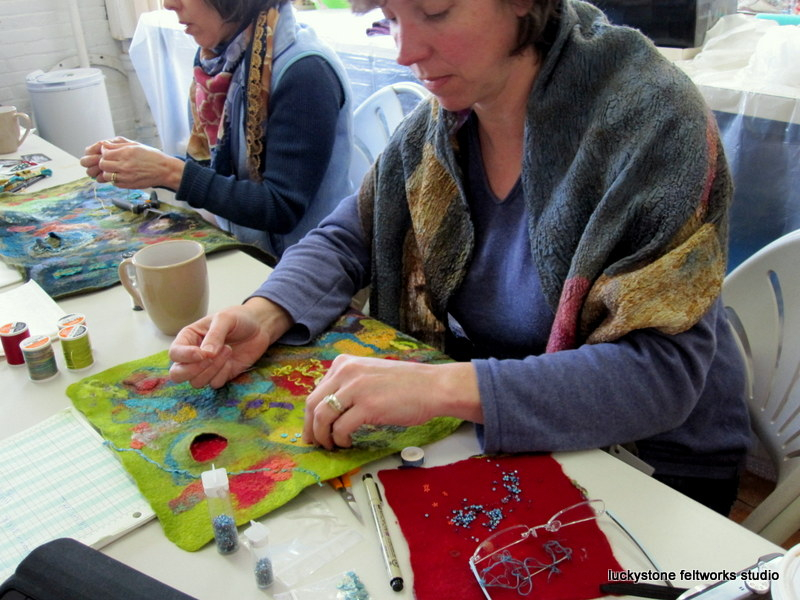 Art Felts Workshop